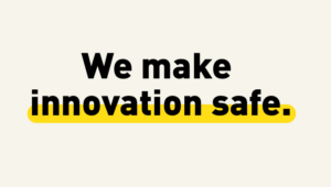 Workplace safety and innovation
